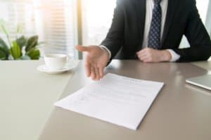 Divorce Paper Agreement Cardiff