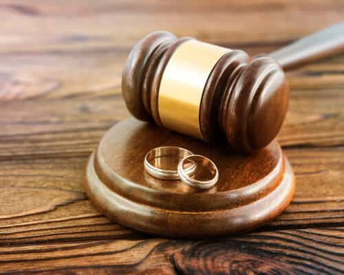 Family Law & The Divorce Process