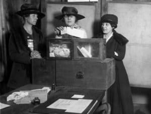 Womens Rights - Divorce & The Vote