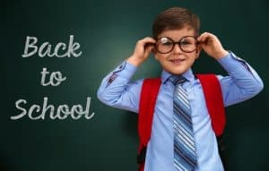 Back to School - Family Law