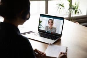 Contacting Family Law Solicitors - Video Call
